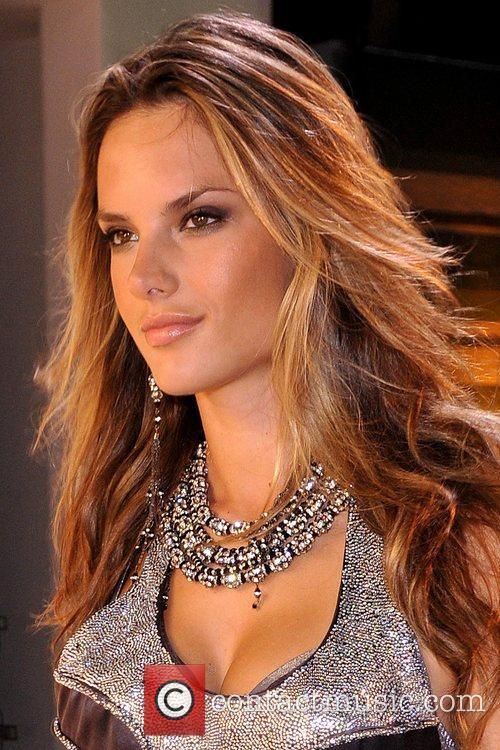 Alessandra Ambrosio Grand Opening of the Fontainebleau Miami...