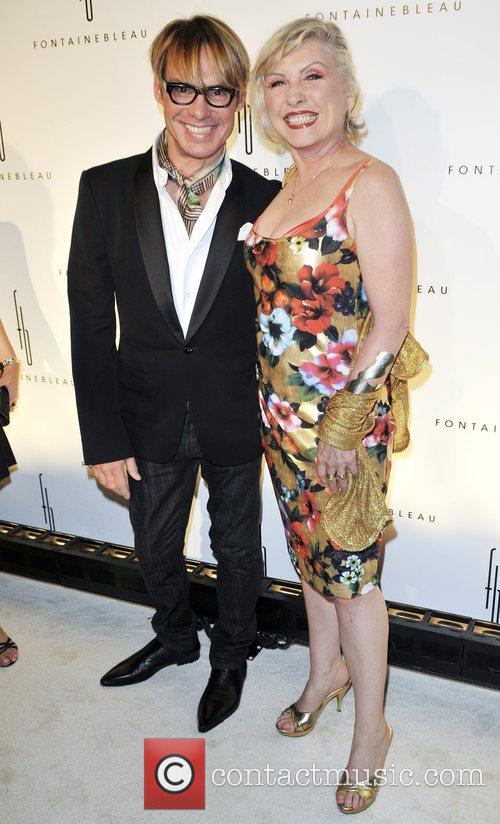 Guest, Debbie Harry Grand Opening of the Fontainebleau...