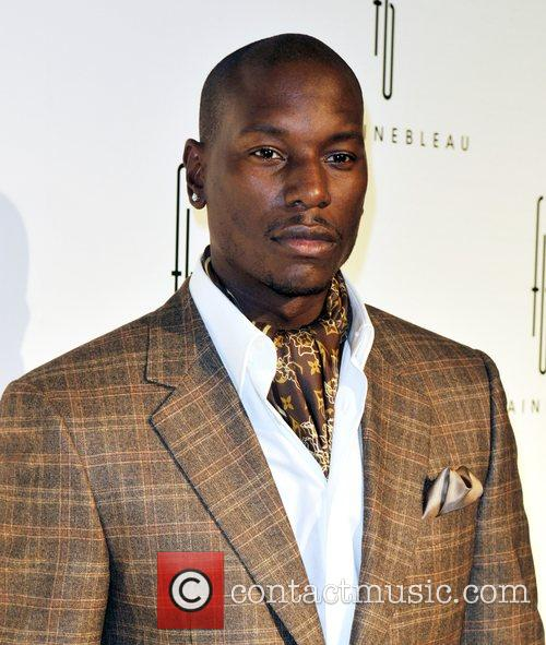 Tyrese Gibson Grand Opening of the Fontainebleau Miami...