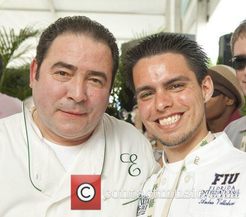 2009 Wine and Food festival at the Miami...