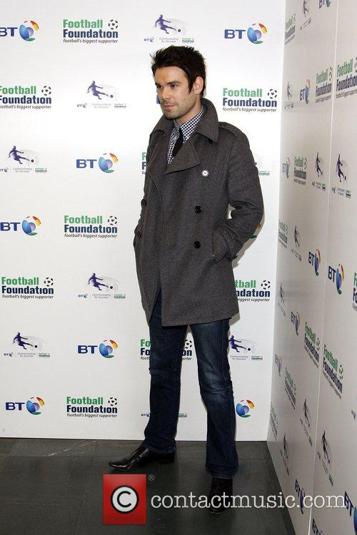 Dave Berry BT and the Football Foundation launch...