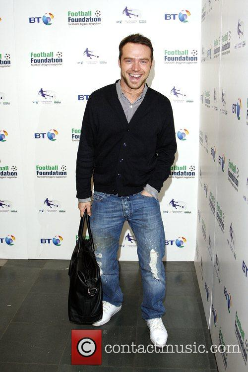 BT and the Football Foundation launch party held...