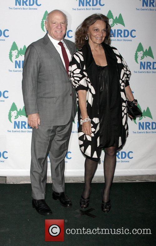 Barry Diller and Diane Von Furstenberg 1