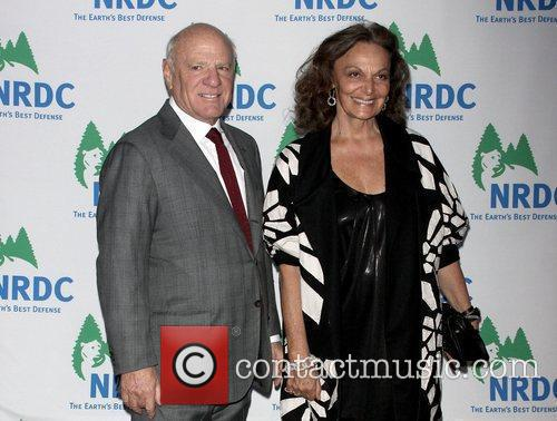 Barry Diller and Diane von Furstenberg Natural Resources...
