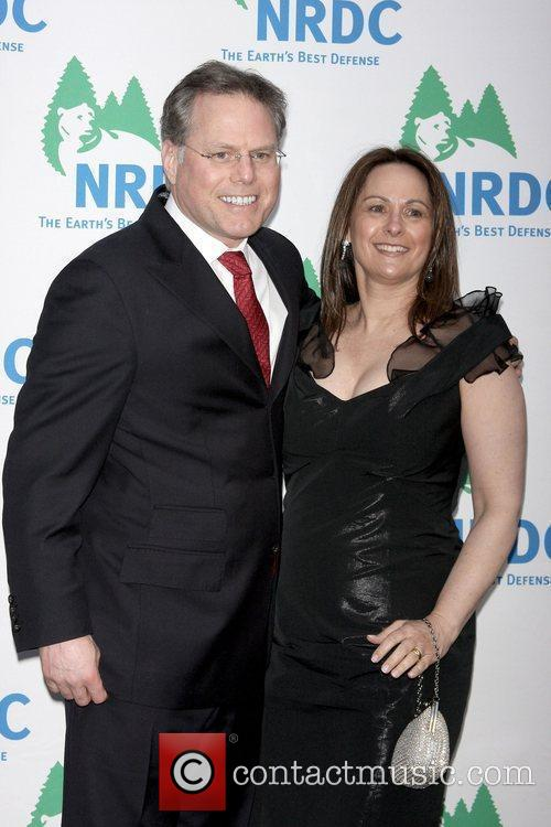 David Zaslav and wife Natural Resources Defense Council's...