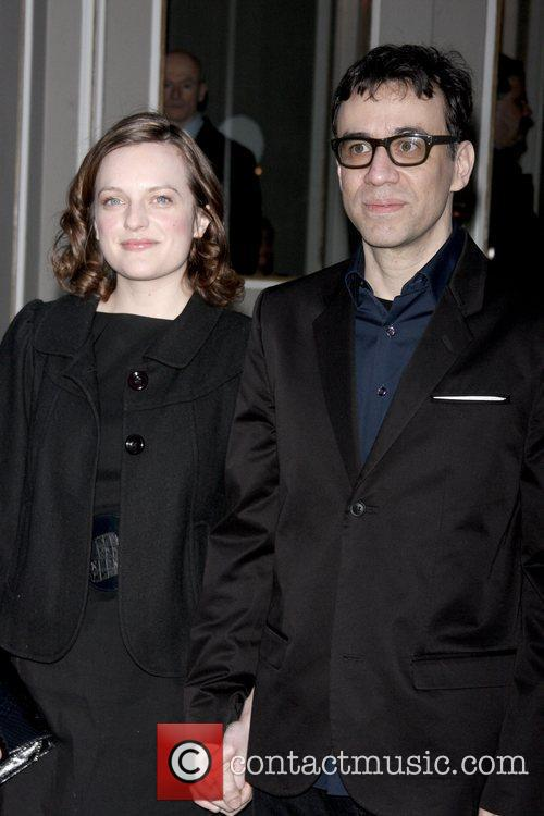 Elizabeth Moss and Fred Armisen Natural Resources Defense...
