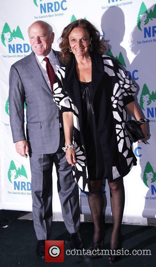 Barry Diller and Diane Von Furstenberg 4