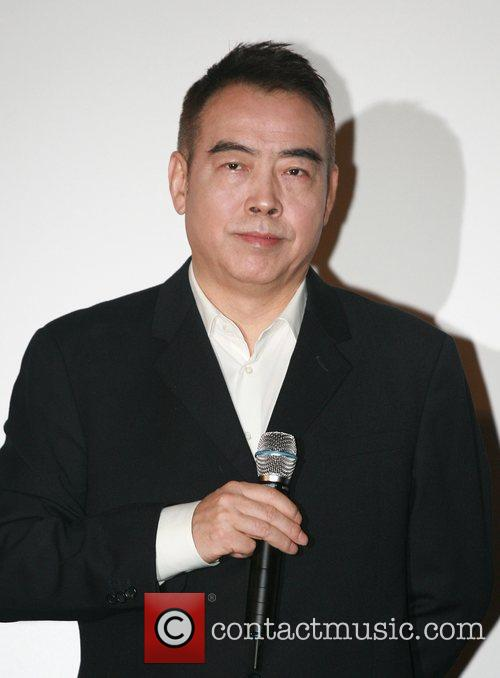 Director Chen Kaige 'Forever Enthralled' South Korean premiere...