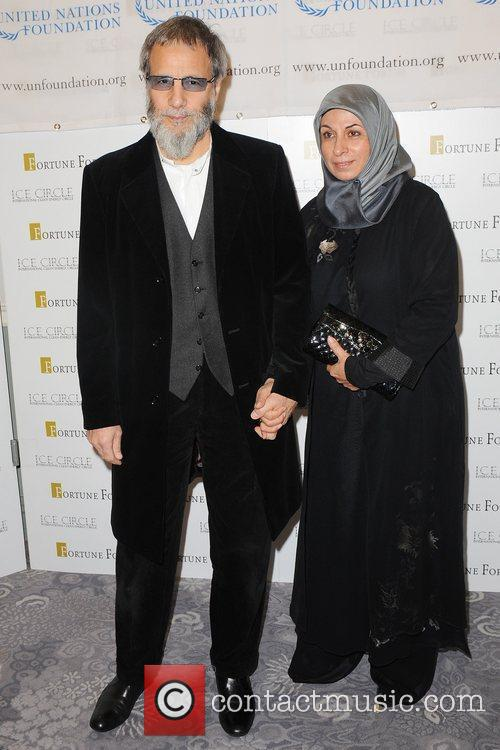 Yusuf Islam, Cat Stevens and Dorchester Hotel 3