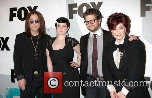 Ozzy Osbourne, Jack Osbourne and Kelly Osbourne 2