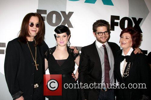 Ozzy Osbourne, Jack Osbourne and Kelly Osbourne 3
