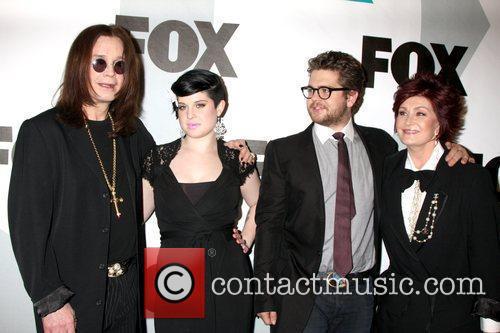 Ozzy Osbourne, Jack Osbourne and Kelly Osbourne 5