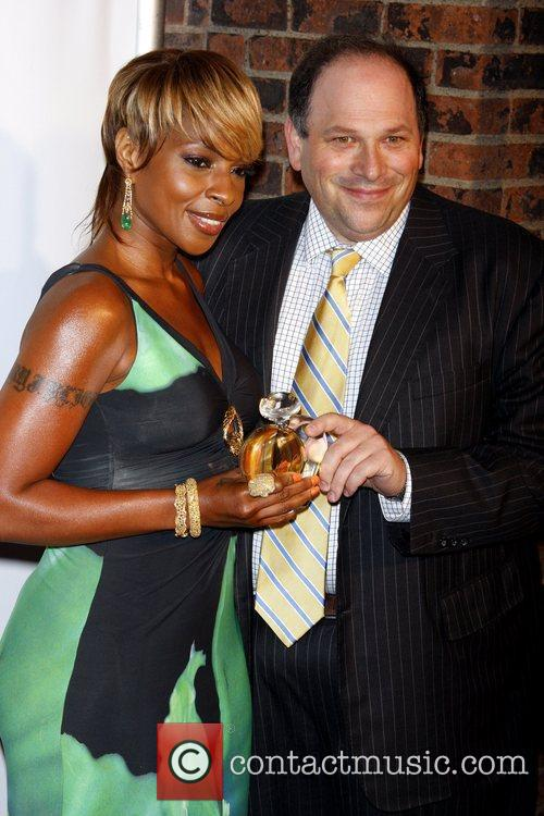 Mary J. Blige and Steve Haffer The 37th...