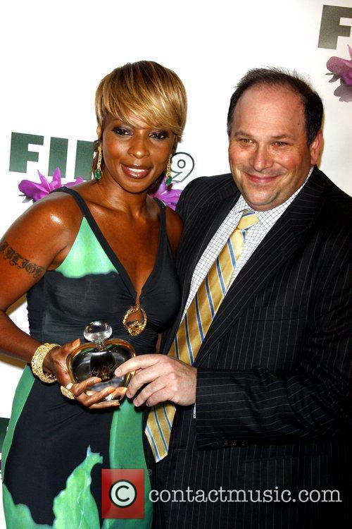 Mary J Blige and Steve Haffer 6