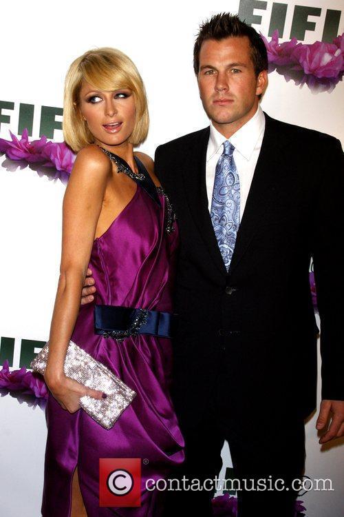 Paris Hilton and Doug Reinhardt 3