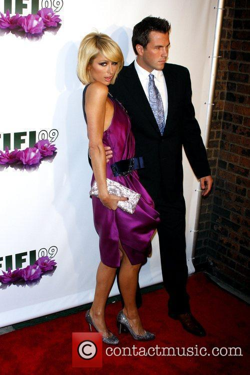 Paris Hilton and Doug Reinhardt 4
