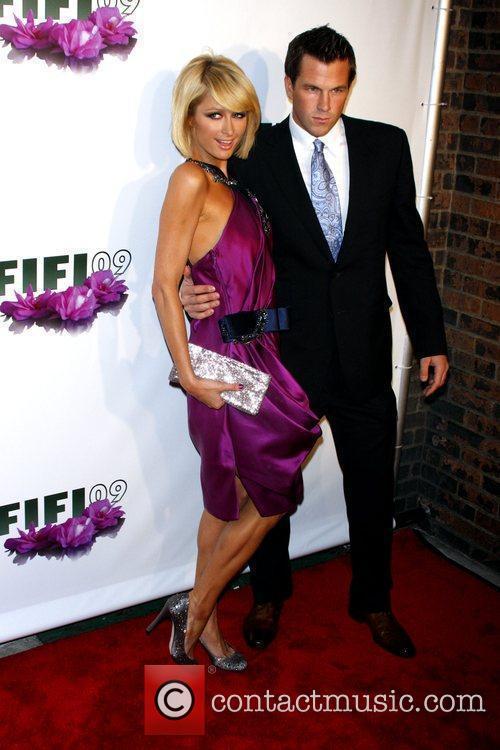 Paris Hilton and Doug Reinhardt 7