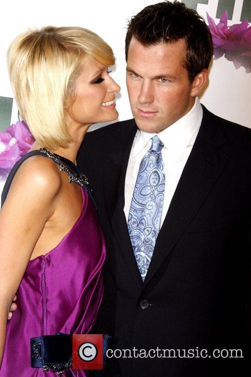 Paris Hilton and Doug Reinhardt 8