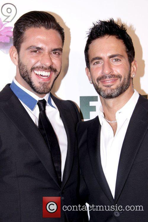 Lorenzo Martone and Marc Jacobs The 37th Annual...