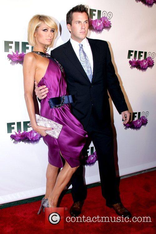 Paris Hilton and Doug Reinhardt 1