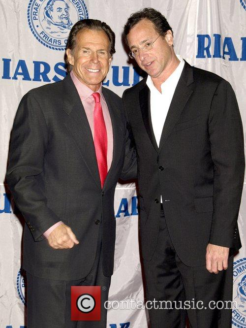 Bill Boggs and Matt Lauer 9