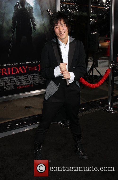 Aaron Yoo  'Friday The 13th' Los Angeles...
