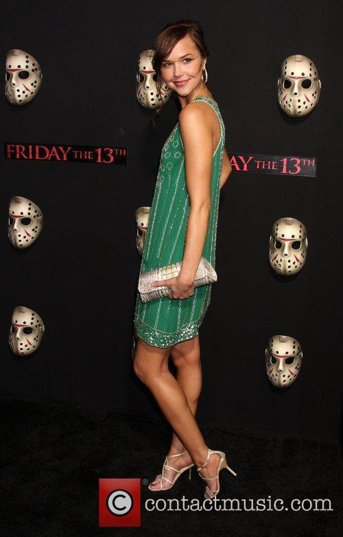 Arielle Kebbel  'Friday The 13th' Los Angeles...