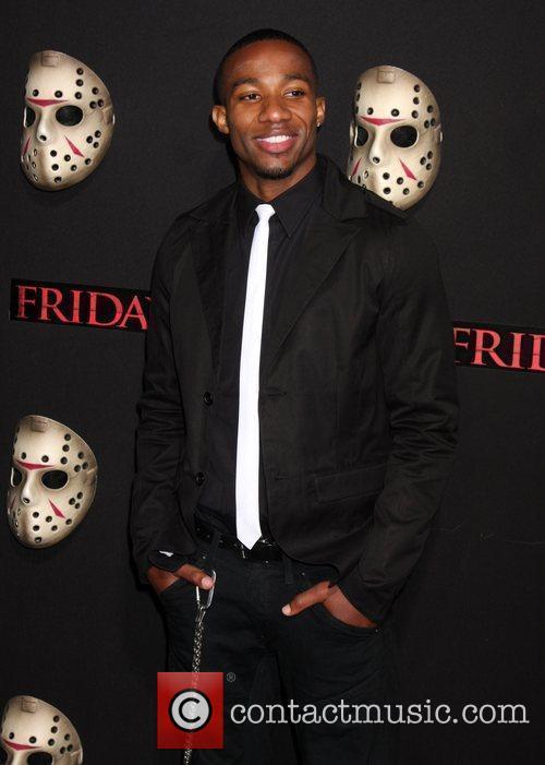 Arlen Escarpeta  'Friday The 13th' Los Angeles...