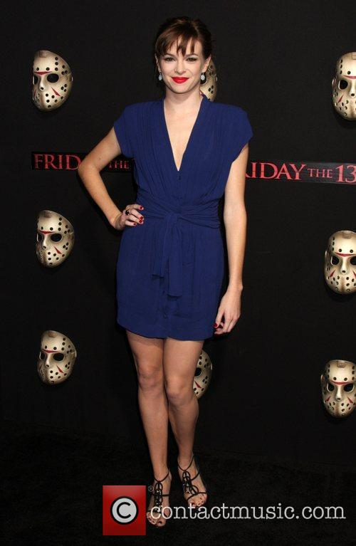 Danielle Panabaker  'Friday The 13th' Los Angeles...