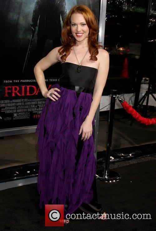Erin Cummings  'Friday The 13th' Los Angeles...