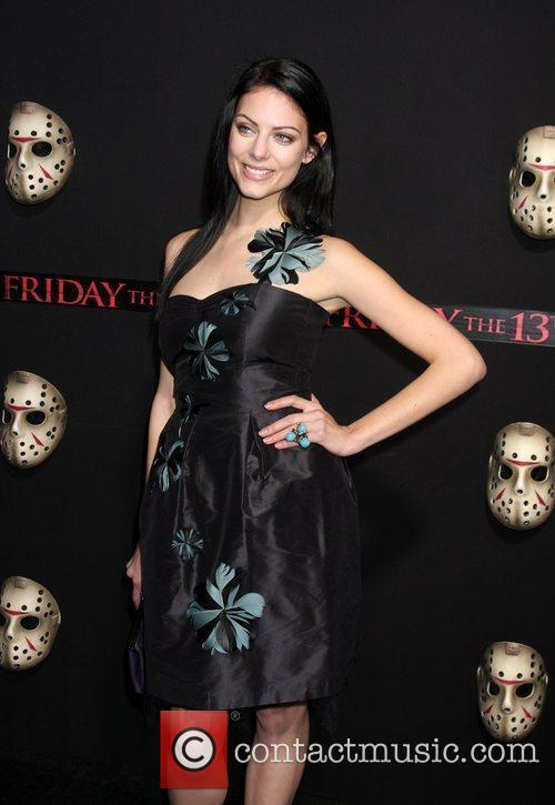 Julia Voth  'Friday The 13th' Los Angeles...