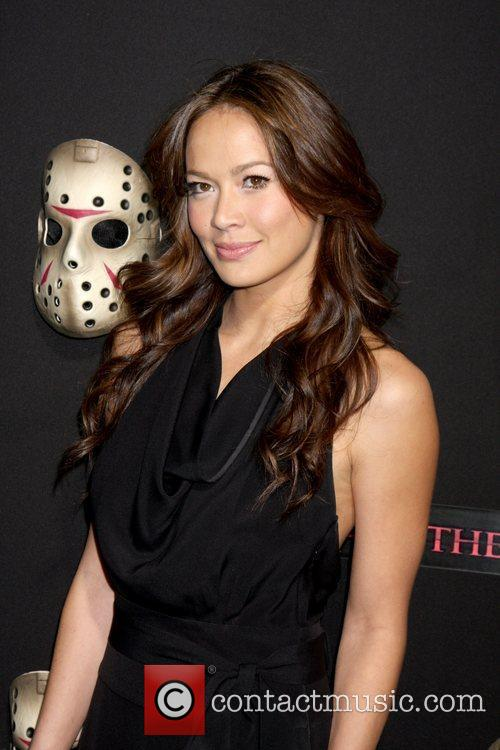 Moon Bloodgood  'Friday The 13th' Los Angeles...
