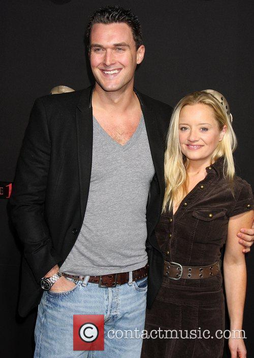Owain Yeoman and Lucy Davis  'Friday The...