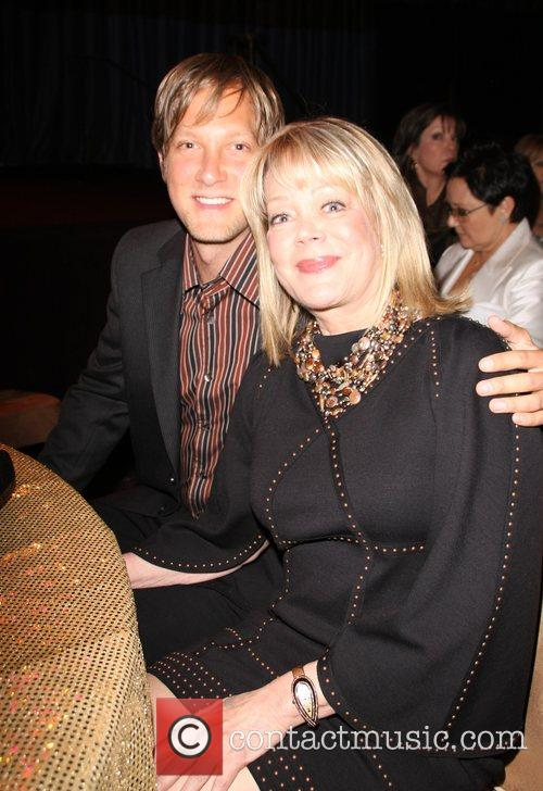 Candy Spelling and Her Son Randy Spelling 6