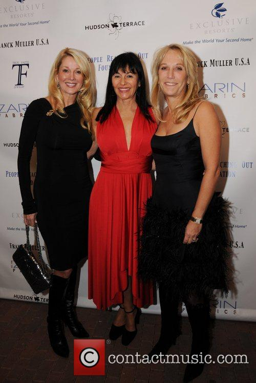 Debra Wasser, Christina DeSimone, and Missy Lubliner 2008...