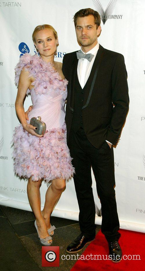 Diane Kruger and Joshua Jackson The friends of...