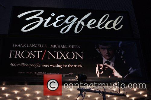 Atmosphere Premiere of 'Frost/Nixon' at the Ziegfeld Theatre...