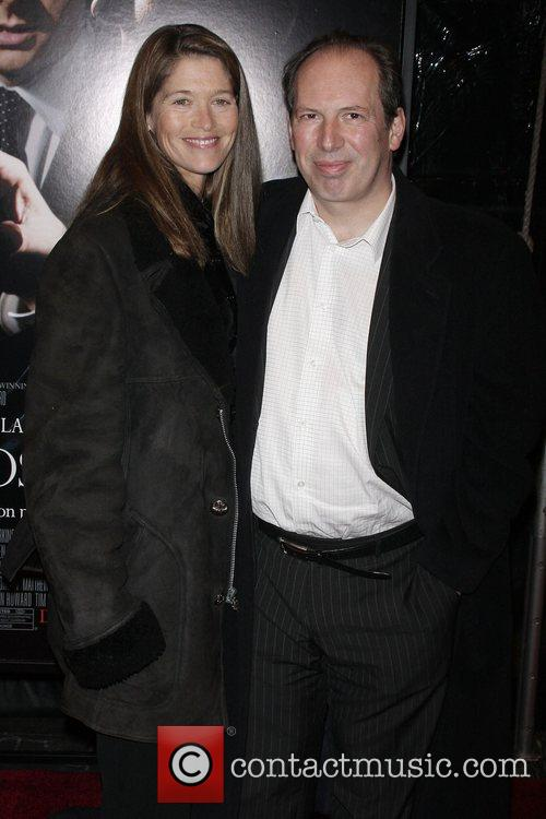 Hans Zimmer and Wife 1