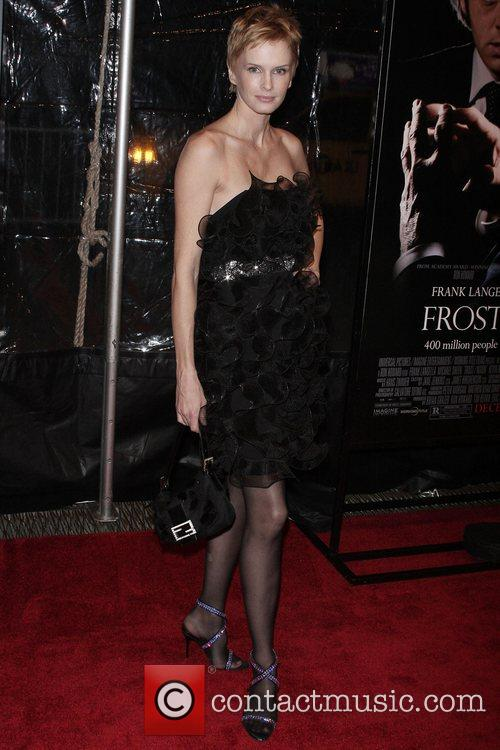 Kylie Bax Premiere of 'Frost/Nixon' at the Ziegfeld...