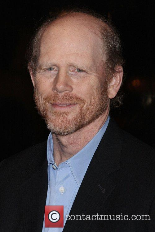 Ron Howard Premiere of 'Frost/Nixon' at the Ziegfeld...