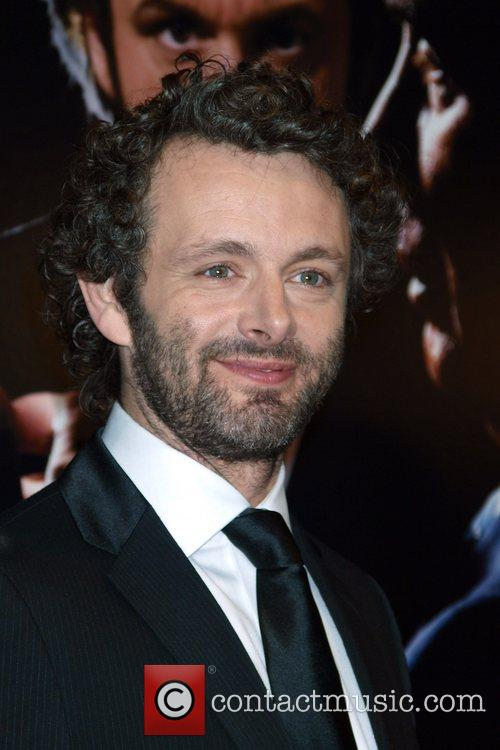 Michael Sheen  at the premiere of 'Frost/Nixon'...