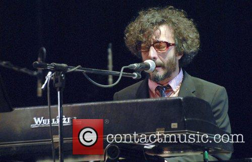 Fito Paez  performs at the Luna Park...