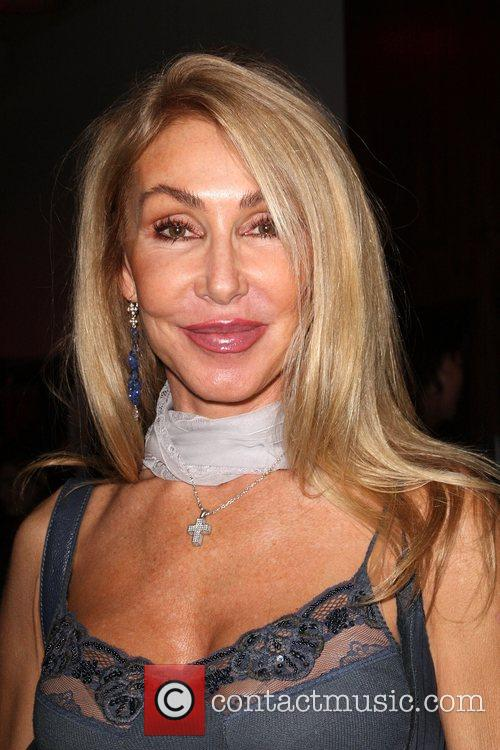 Linda Thompson Autumn/Winter 2008 Fulcage Collection launch party...