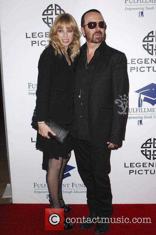 Anoushka Fisz and Dave Stewart Fulfillment Fund's STARS...
