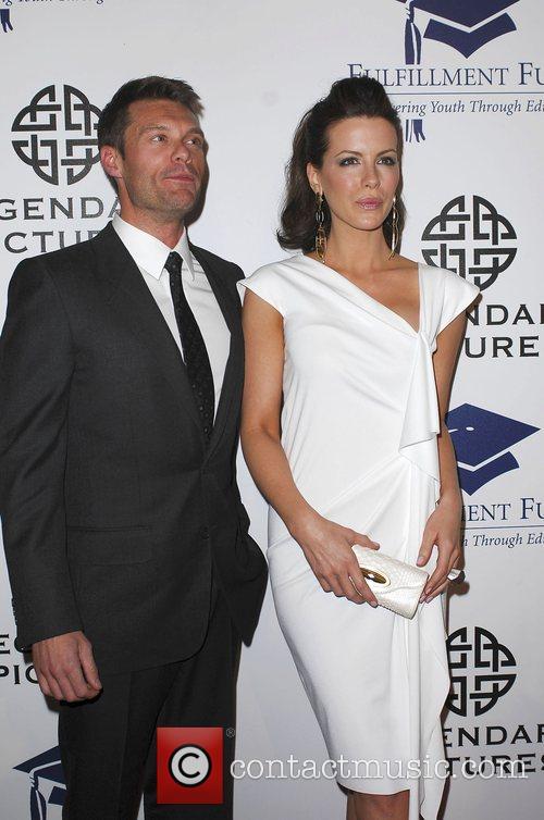 Ryan Seacrest and Kate Beckinsale Fulfillment Fund's STARS...
