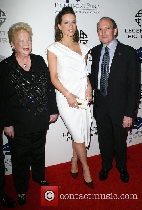 Cherna Gitnik, Kate Beckinsale and Dr Gary Gitnik...