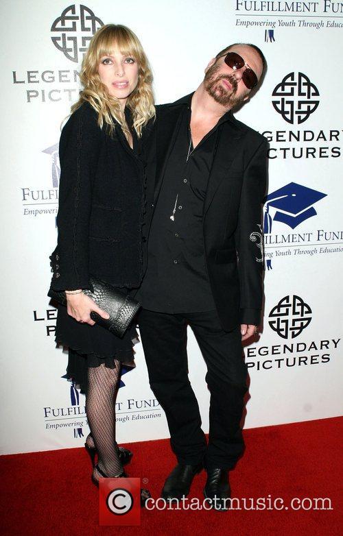 Dave Stewart and Anoushka Fisz Fulfillment Fund's STARS...
