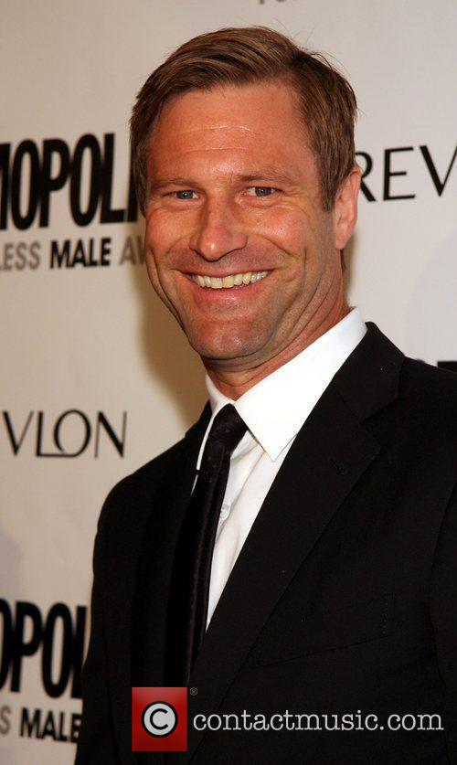 Aaron Eckhart and Fearless 3