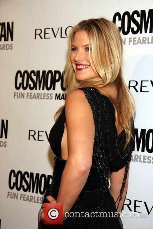 Ali Larter and Fearless 3