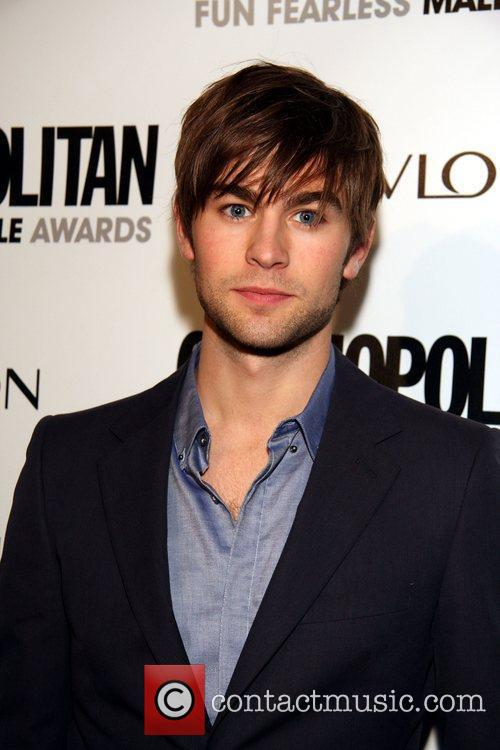 Chace Crawford and Fearless 3